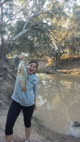 Penny fishing